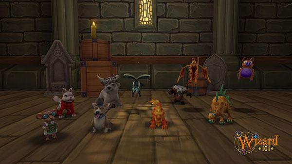 Wizard 101 Play As Pet Spring Update